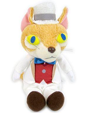 【新品】ぬいぐるみ バロン ジブリコレクション ふんわりお手玉(M) 「猫の恩返し」