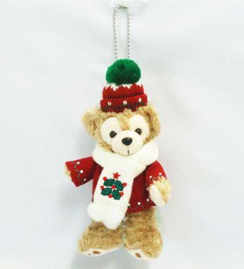 【中古】ぬいぐるみ ダッフィー(セブンライツ・オブ・クリスマス) ぬいぐるみバッジ 「クリスマス・ウィッシュ2010」 東京ディズニーシー限定