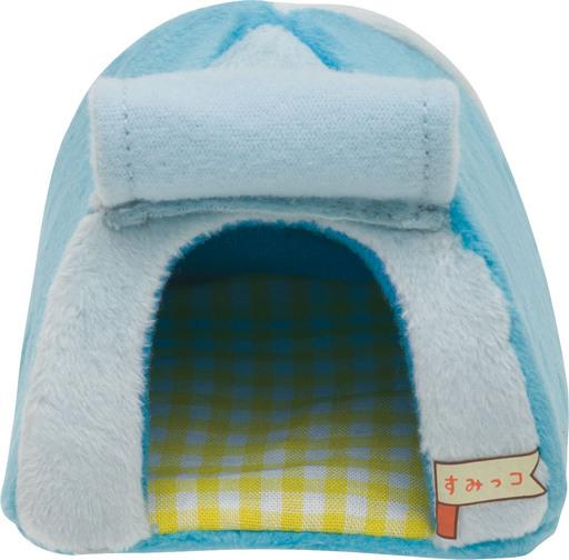 サンエックス 新品 ぬいぐるみ テント てのりぬいぐるみ すみっコの小さなおうち 「すみっコぐらし」