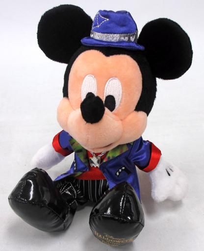【中古】ぬいぐるみ ミッキーマウス(ハロウィーン・ポップンライブ) ぬいぐるみ 「ディズニー・ハロウィーン2016」東京ディズニーランド限定