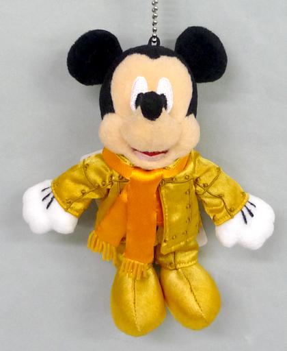 【中古】ぬいぐるみ ミッキーマウス ぬいぐるみバッジ 「ディズニー・リズム・オブ・ワールド・ファイナル」 東京ディズニーランド限定