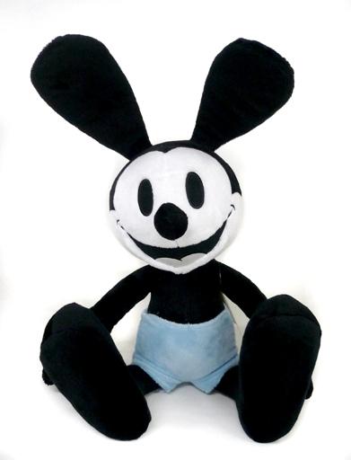 【中古】ぬいぐるみ オズワルド・ザ・ラッキー・ラビット ぬいぐるみ 「しあわせウサギのオズワルド」 東京ディズニーリゾート限定