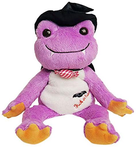 【中古】ぬいぐるみ ピクルス(コウモリ) ハロウィンビーンドール  「pickles the frog-かえるのピクルス-」