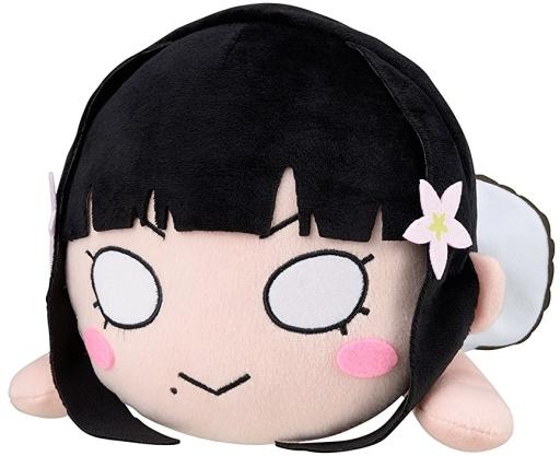 【中古】ぬいぐるみ 黒澤ダイヤ(AZALEA) 寝そべりぬいぐるみ(M) 「ラブライブ!サンシャイン!!」