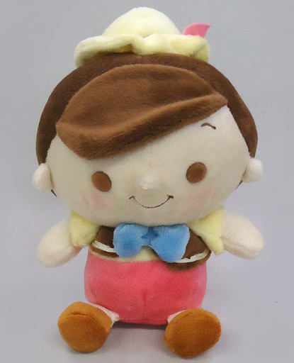 【中古】ぬいぐるみ ピノキオ ぬいぐるみ(S) 「ディズニーキャラクター コロロンボーロン」