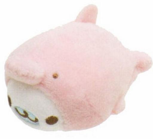 【中古】ぬいぐるみ イルカ てのりぬいぐるみ まめゴマコレクションinアクアリウムテーマ 「まめゴマ」