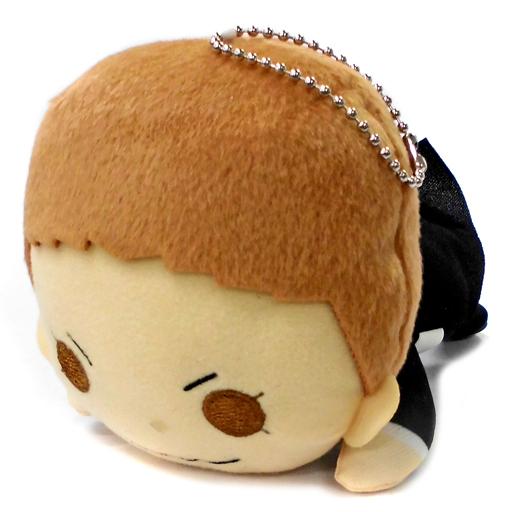 【中古】ぬいぐるみ 赤城賀寿 寝そべりぬいぐるみ 「ボールルームへようこそ」 ナムコ限定
