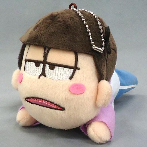 【中古】ぬいぐるみ 一松 寝そべりぬいぐるみVol.4 「おそ松さん」
