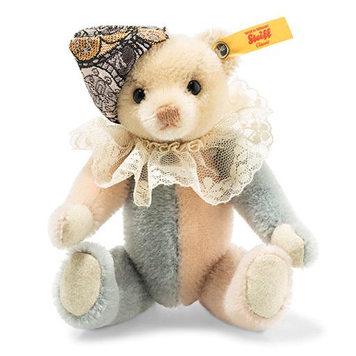 Steiff(シュタイフ) 新品 ぬいぐるみ Vintage Memories Kay Teddy bear in giftbox-ヴィンテージメモリーシリーズ カイ テディベア イン ギフトボックス- 16cm