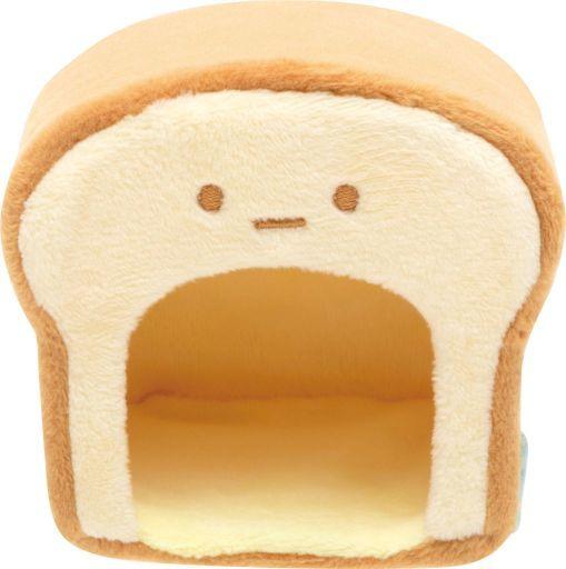 サンエックス 新品 ぬいぐるみ 食パン型のおうち てのりぬいぐるみ すみっコパンきょうしつテーマ 「すみっコぐらし」