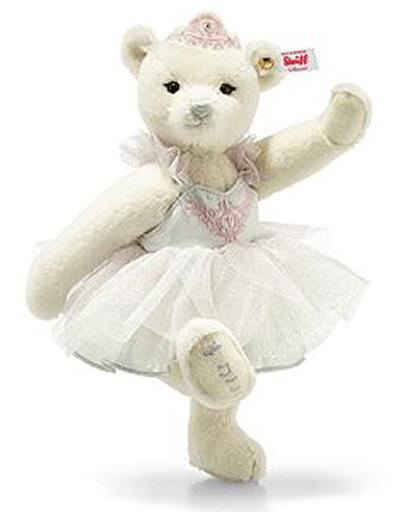 Steiff(シュタイフ) 新品 ぬいぐるみ Sugar Plum Fairy Teddy bear-シュガープラムフェアリー(金平糖の精) テディベア- 30cm