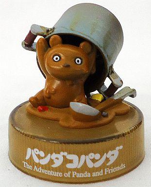 【シークレット】カレーパンちゃん 「パンダコパンダ ボトルキャップコレクション」 ファミリーマート限定
