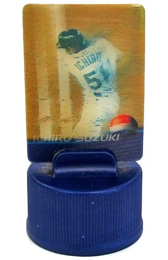 【中古】ペットボトルキャップ ICHIRO MOVING CARD-g ペプシ イチロー ボトルキャップ