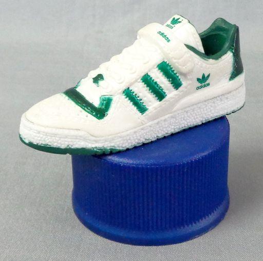 【中古】ペットボトルキャップ No.14 FRUM-LO enamel white×enamel green 「PEPSI adidasスニーカーボトルキャップ」