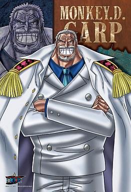海軍中将ーモンキー・D・ガープ 「ワンピース」 ジグソーパズル 300ピース [300-379]