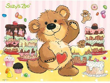 【中古】パズル Happy Boof! ジグソーパズル 500ピース 「スージーズー」 [65-226]