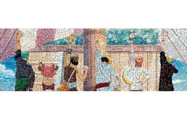 仲間の印 「ワンピース」 モザイクアート 950ピース [950-27]