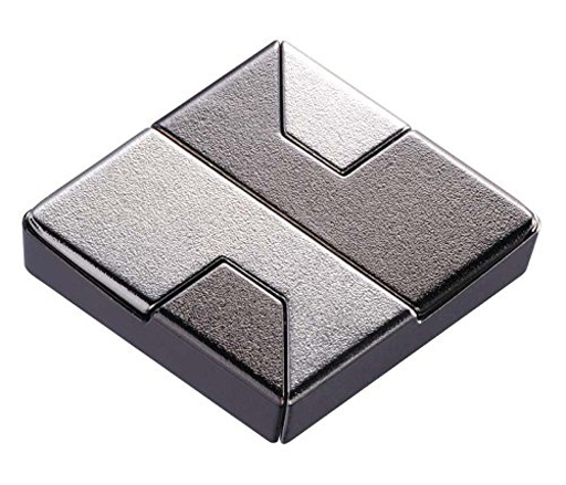 ハナヤマ 新品 パズル はずる キャスト ダイヤモンド