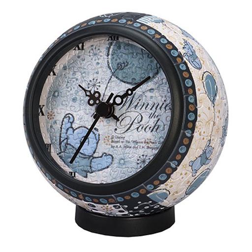 【予約】パズル 風船を見つけて 「くまのプーさん」 パズルクロック 145ピース [2401-04]