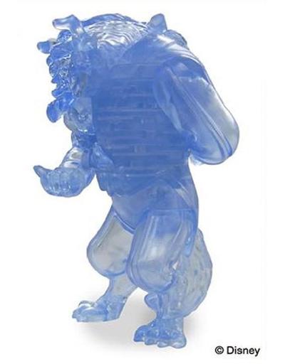 ハナヤマ 新品 パズル クリスタルギャラリー ビースト 「美女と野獣」 3Dパズル 45ピース