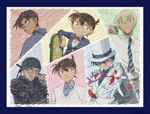 エンスカイ 新品 パズル 6人のヒーローたち 「名探偵コナン」 まめパズル ジグソーパズル 150ピース [MA-32]
