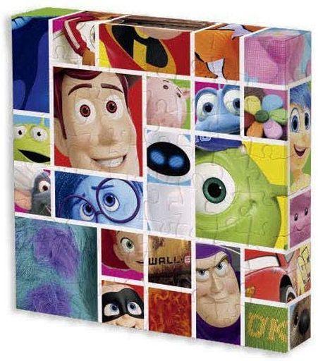 やのまん 新品 パズル ギャラリー(ピクサーキャラクター) 「ディズニー/ピクサー」 キャンバスパズル 56ピース [2303-21]