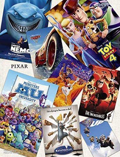 やのまん 新品 パズル ピクサー/ポスターコレクション 「ディズニー/ピクサー」 パズルプチ2ライト 300ピース [42-71]