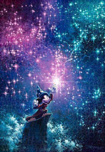 テンヨー 新品 パズル Sorcerer Mickey 「ディズニー」 ジクソーパズル 1000ピース [D1000-076]