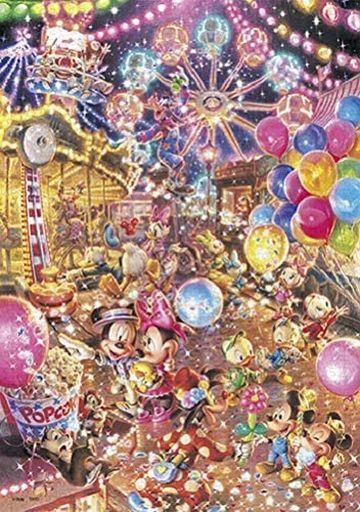 テンヨー 新品 パズル トワイライト パーク 「ディズニー」 世界最小ジグソーパズル 1000ピース [DW1000-009]