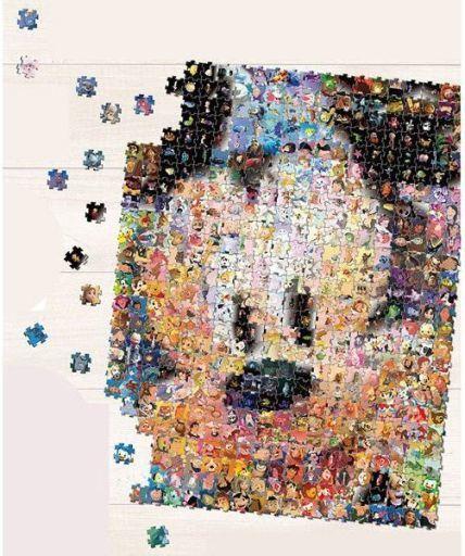 テンヨー 新品 パズル ジガゾーパズル ディズニー&ピクサー キャラクターズ 「ディズニー」 ジグソーパズル 52ピース [DJ520-004]