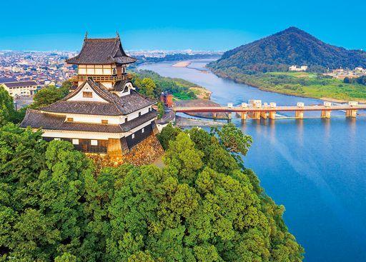 ビバリー 予約 パズル 国宝 犬山城 「日本風景」 ジグソーパズル 600ピース [66-179]