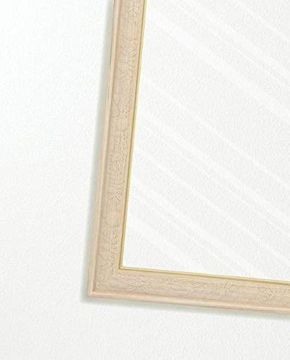 エンスカイ 新品 パズル ジブリがいっぱい ジグソーパズルフレーム500ピース用 白木(しらき)