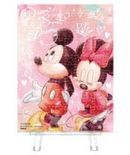 やのまん 予約 パズル Yume cawaii ‐ミッキー&ミニー‐ 「ディズニー」 プチパリエクリア ジグソーパズル 150ピース [2308-15]