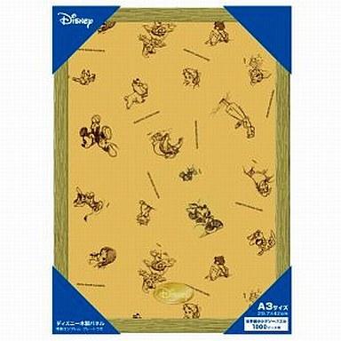 テンヨー 新品 パズル ディズニー世界最小ジグソー専用 木製パネル 1000ピース用 ナチュラル