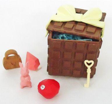 3.チョコの宝石箱 「ぷちサンプルシリーズ82 チョコレートショップ」