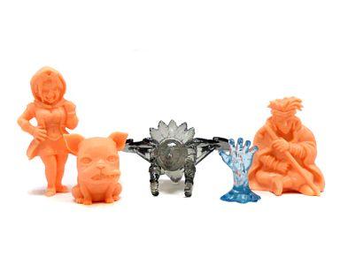 マライア/イギー/ザ・フール(飛行形態)/ンドゥール&ゲブ神 「ジョジョの奇妙な冒険 ジョジョの奇妙なミニフィギュア スターダストクルセイダース2」