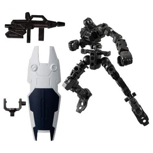 2.ガンダムTR-1[ヘイズル改] (武器セット/可動フレーム. 「機動戦士ガンダム Gフレーム09」