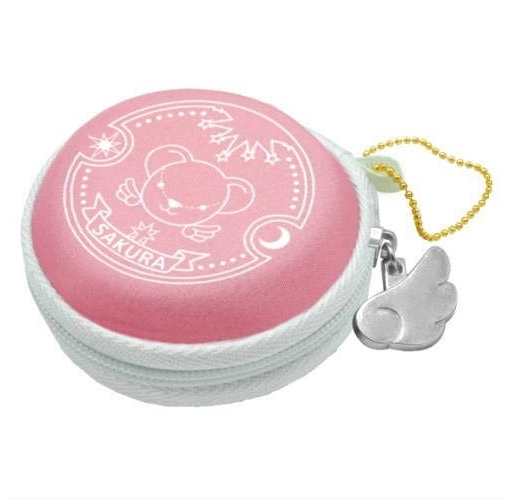 A.木之本桜モデル ピンク×ホワイト 「カードキャプターさくら クリアカード編 マカロンケース」