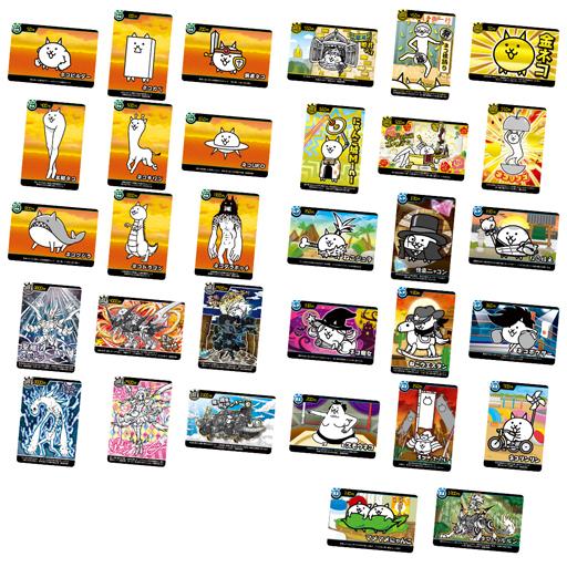【BOX】にゃんこ大戦争カードウエハース~ゴールデンな第2弾~