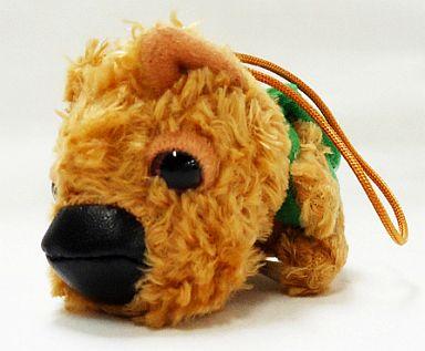 【中古】ハッピーセット ポメラニアン マスコットストラップ 「THE DOG -ザ・ドッグ-」 ハッピーセット