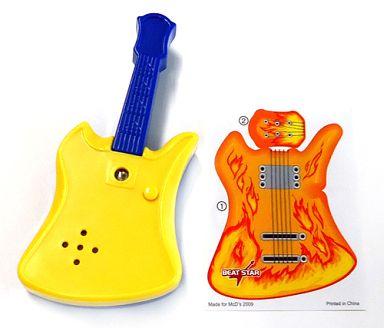 【中古】ハッピーセット ベースギター 「ビートスター」 ハッピーセット