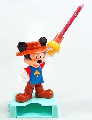 【中古】ハッピーセット ミッキーマウス 「ミッキー、ドナルド、グーフィーの三銃士」 ハッピーセット