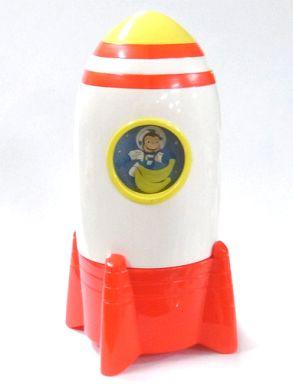 【中古】ハッピーセット ロケットのミニケース 「おさるのジョージ」 ハッピーセット