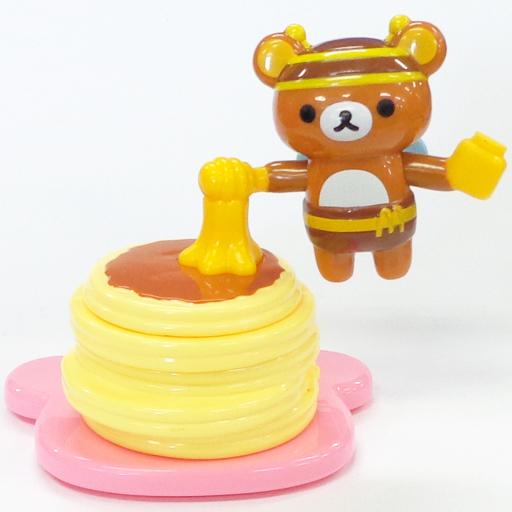 【中古】ハッピーセット プチパンケーキとみつばちリラックマ 「リラックマ」 ハッピーセット