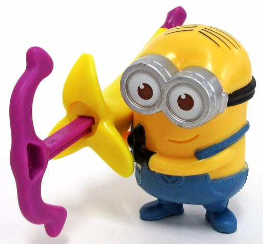 【中古】ハッピーセット ミニオンのバナナ発射! 「怪盗グルーのミニオン大脱走」 ハッピーセット