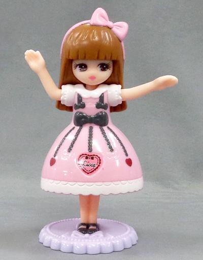 【中古】ハッピーセット だいすきリカちゃん 「リカちゃん」 ハッピーセット