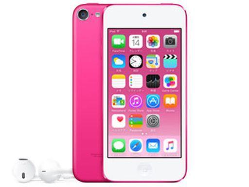 【中古】ポータブルオーディオ iPod touch 32GB ピンク [MKHQ2J/A]