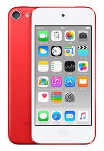 【中古】ポータブルオーディオ iPod touch 128GB (PRODUCT)RED 第6世代[MKWW2J/A]