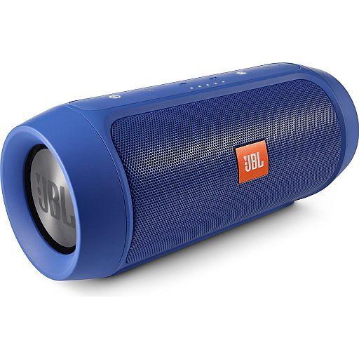 【中古】スピーカー Bluetoothポータブルスピーカー JBL CHARGE2+ (ブルー) [CHARGE2PLUSBLUEJN]
