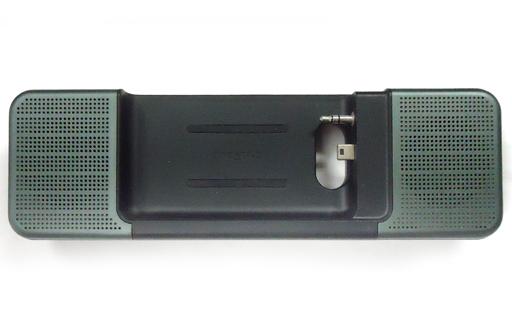 【中古】スピーカー ZEN X-Fi専用 ドッキングスピーカー TRAVELSOUND ZEN X-Fi [TS-ZNXF-BK] (状態:本体のみ)